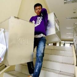 KPU Lebak : PPK Harus Siap Kelola dan Distribusi Logistik