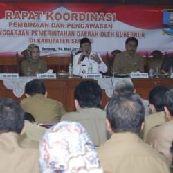 Pemprov Banten Akan Bangun Pasar Induk di Cikeusal