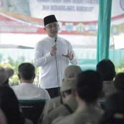 Andika : BertekadTagana Banten Mandiri Tanpa Hibah