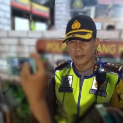Kapolres Intruksikan Bhabinkamtibmas dan Babinsa Gerilya Tingkatkan Patroli