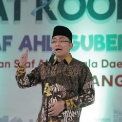 Di Rakornas Staf Ahli Kada, Wagub Banten Bicara Soal Pembangunan SDM