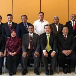 Bupati Serang Ikuti Leaderpreneurship di Singapura