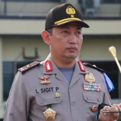 Kapolda Banten Mutasi dan Rotasi 67 Perwira