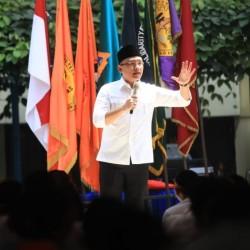 Andika Diminta Memotivasi Ribuan Mahasiswa Baru Unpas Bandung