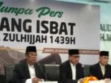 Pemerintah Tetapkan Idul Adha 1439 H, 22 Agustus