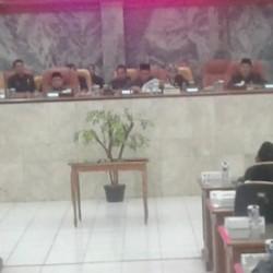 DPRD Usulkan Pelantikan Bupati dan Wakil Bupati Lebak
