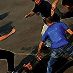 Tertangkap, Pencuri Motor Warga Pandeglang Dikeroyok Warga