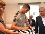 Ini Alasan Ronaldo Pilih Gabung Juventus