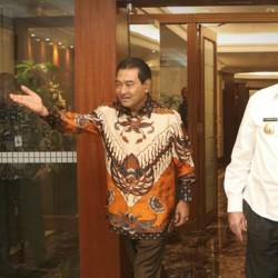 Bahas Soal Bank Banten, Gubernur Temui Dirut BRI