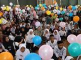 Lebaran Bareng 1.500 Anak Yatim, Bupati Serang Ingat Masa Kecil