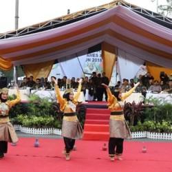 Opening Festival Seni Budaya AKCF 2018 Kabupaten Serang Meriah