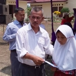 TSLP Lebak Santuni 50 Anak Yatim di Curugbitung
