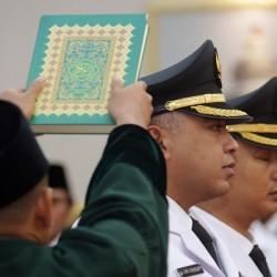 Bupati dan Wakil Bupati Tangerang Periode 2018 – 2023 Dilantik