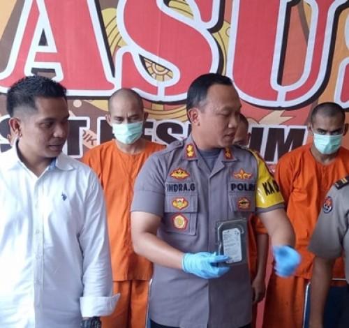 6 Oknum Anggota Ormas Pengeroyok Polisi Terancam 7 Tahun Penjara