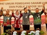 Gelar RUPS Luar Biasa, Ini Susunan Dewan Komisaris dan Direksi Bank Banten