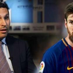 Messi Tolak Gaji Tiga Kali Lipat dari Man City