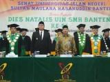 Dies Natalis UIN Banten,KemenagIngatkan Keislaman dan Keindonesian