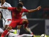Ujicoba Internasional Indonesia Bungkam Myanmar 3-0