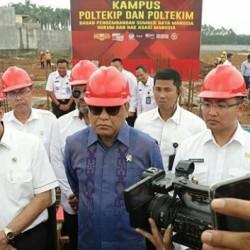 Andika Harap Kampus Politeknik Menekan Pengangguran di Banten