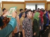 Puluhan Pejabat Fungsional Pemprov Banten Dilantik