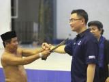 Wagub Andika Targetkan Tahap Awal Sport Centre Selesai 3 Tahun