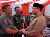 Di Sertijab Danrem, Wagub Banten Ingatkan TNI Soal Pemilu 2019