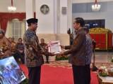 Gubernur Banten Terima DIPA TA 2019 dari Presiden