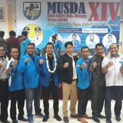 Eeng Kosasih Pimpin KNPI Kabupaten Serang, Ini Program Unggulannya