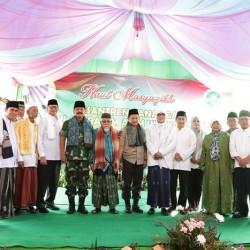 Bantuan TNI dan Polri, Gubernur Ucapkan Terimakasih