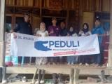 Tanah Longsor Sukabumi, XL Axiata Salurkan Bantuan Darurat untuk Korban