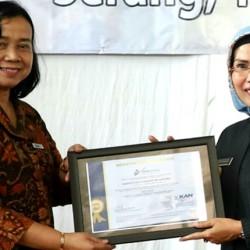 Pertama di Indonesia, Inspektorat Kabupaten Serang Integrasikan Dua ISO