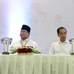 Debat Capres Bisa untuk Curi Perhatian Rakyat