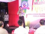 Ribuan Kendaraan Padati Alun-alun Ikuti Millenial Road Safety Festival