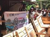 ICMIBanten Sumbang 7 Perahu untuk Nelayan Korban Tsunami