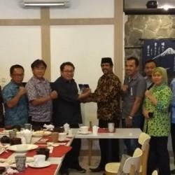 MCC bersama PWI dan PHRI Bahas Recovery Pariwisata Banten