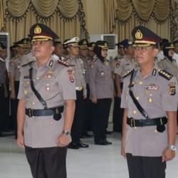 Kapolda Banten Pimpin Sertijab Direktur Reskrimsus