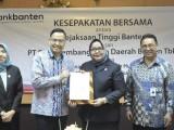Bank Banten Perpanjang Kerjasama dengan Kejati Banten