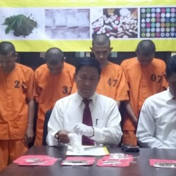 Pecandu Tembakau Gorila, 5 Pemuda Ditangkap