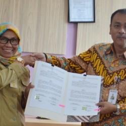 Pencairan Bansos, Dinsos Banten Libatkan Dua Lembaga Perbankan