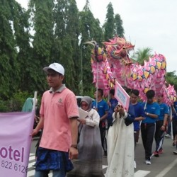 Lunar Festival, Kembalikan Kejayaan Pariwisata Anyer Pasca Tsunami