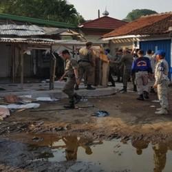 Kumuh, Pemkab Lebak Diminta Rehab Terminal Sunan Kalijaga