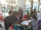 KPU Kabupaten Serang Datangi Karyawan PT Nikomas Gemilang