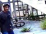 VIDEO: Pelaku Curanmor Terekam CCTV