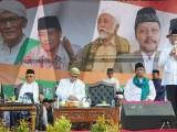Gubernur Wahidin Ajak Warga NU Banten Dukung Ma'ruf Amin di Pilpres