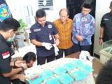 BNN Banten Musnahkan 10 Kg Sabu Senilai Rp10 Miliar