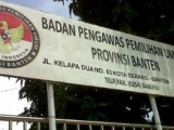 Besok, Bawaslu Periksa Pelapor ASN Banten Dukung Calon DPD RI