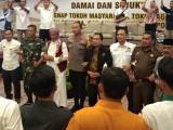 Kapolres Serang: Polri dan TNI Siap Menjaga Pemilu Berjalan Aman