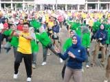 Ribuan Jajaran TNI-Polri dan Masyarakat Ramaikan HUT YKB ke-39