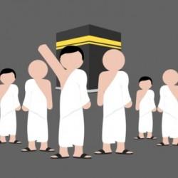 Santri Banten Sepulang Umroh