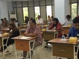 Calon Anggota KI Banten Jalani Psikotes dan Dinamika Kelompok